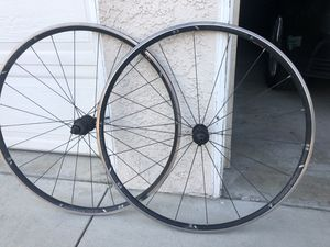 Bontrager Race Wheelset 10 spd for Sale in Chino Hills, CA