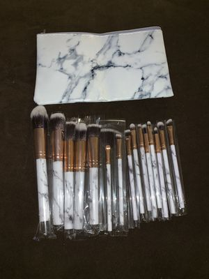 Marble makeup set for Sale in Southfield, MI