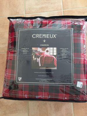 CREMIEUX Full/Queen bed comforter set - NEW for Sale in FL, US