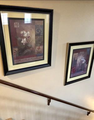 Set of decorative pictures for Sale in Chandler, AZ