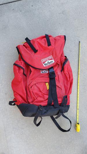 Marlboro Vintage Adventure Team Hiking Backpack for Sale in Fresno, CA