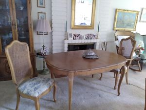 Dining table 6 chairs for Sale in San Diego, CA
