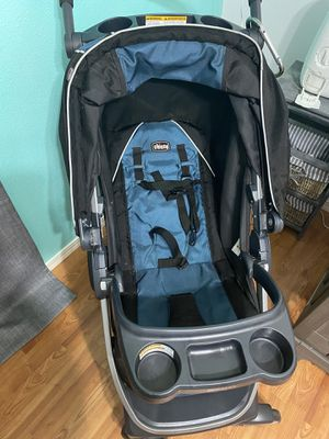 Chicco keyfit 30 travel system for Sale in Eugene, OR