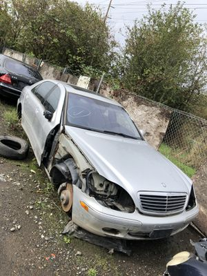 2000 Mercedes s500 PART OUT for Sale in Portland, OR