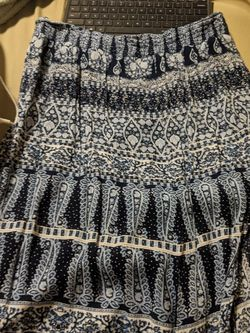 Maxi Skirt With Double Slits for Sale in Augusta,  KS