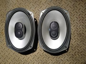 Polk audio speakers for sale for Sale in Lawrence, MA