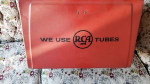 Antique RCA Tube Salesman Carry Case for Sale in San Leandro, CA