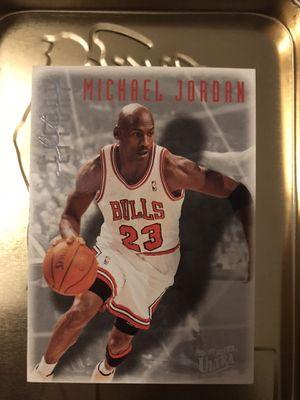 Michael Jordan 96-97 Fleer Ultra Effort #143 for Sale in Arlington, VA