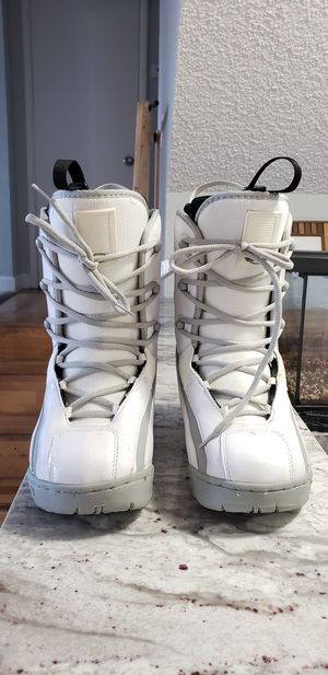 Sims Size 8 Womens Snowboard Boots Snow Boots for Sale in Las Vegas, NV