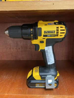 dewalt 20v drill for Sale in Austin, TX