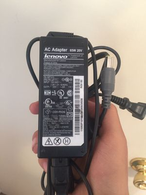 Lenovo Laptop Charger for Sale in Bell Gardens, CA