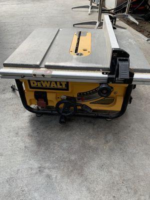 De Walt table-saw for Sale in Los Angeles, CA