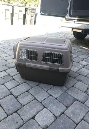 Medium dog crate for Sale in Milpitas, CA