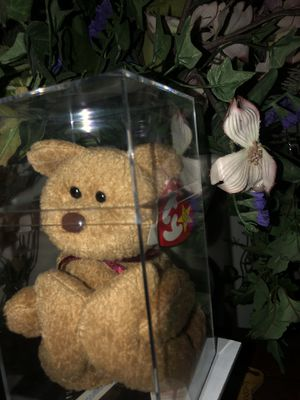 (Very Rare Curly) Beanie Baby for Sale in Clovis, CA