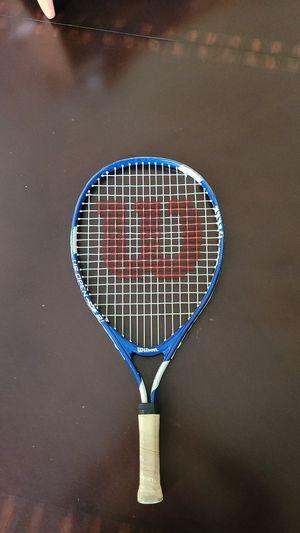 Wilson US Open Kids Tennis Racket 21 Inches for Sale in Bakersfield, CA