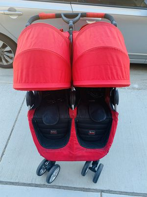 Britax Double Stroller for Sale in Lake Elsinore, CA