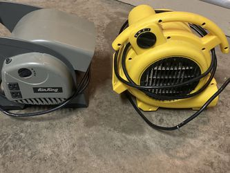 Mighty mini air mover by shop vac for Sale in Port Ludlow,  WA