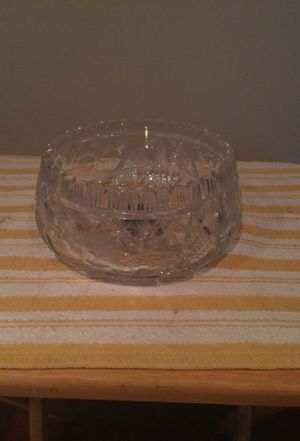 Crystal Candy Bowl for Sale in Washington, DC