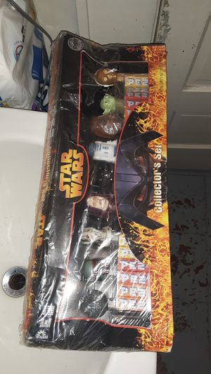 Star wars pezs for Sale in Tracy, CA