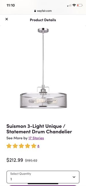Kitchen ceiling lamps like new, excellent condition for Sale in Alafaya, FL