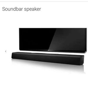 Philip's Sound Bar Speaker With Remote for Sale in San Diego, CA