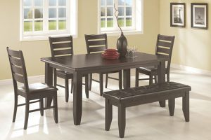 New 6pc dining room table set tax included for Sale in Hayward, CA