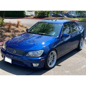2001 Lexus IS 300 for Sale in Portland, OR