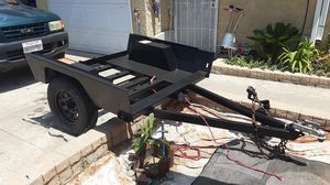 """5' x 4'4"""" utility trailer for Sale in Los Angeles, CA"""