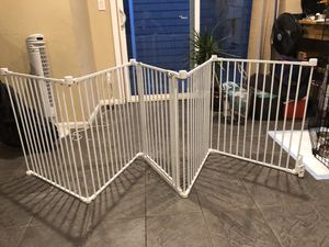"Baby or Dog Gate/Pen 28"" Tall 5 Panels (24"" Wide) for Sale in San Diego, CA"