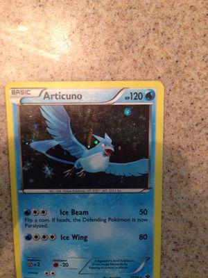 Pokemon Basic Articuno for Sale in Fresno, CA