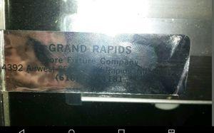 Glass cabinet display made in Grand Rapids for Sale in Kalamazoo, MI