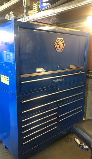 Matco 4s tool box for Sale in Bellflower, CA