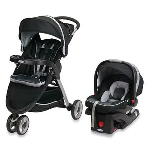 New in box graco fastaction fold Sport click connect stroller and car seat for Sale in Henderson, NV