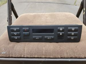 BMW e46 climate control unit for heater and ac OEM for Sale in Troutdale, OR