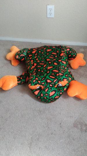Large stuffed animal frog for Sale in Las Vegas, NV