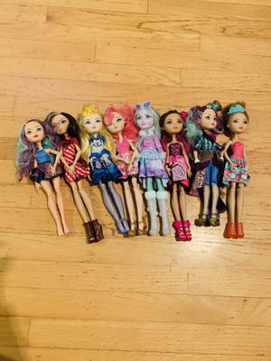 Ever After High doll lol for Sale in Santa Barbara, CA
