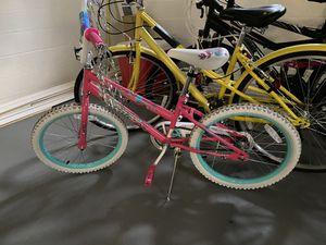 """20"""" kids girls bike for Sale in Skillman, NJ"""