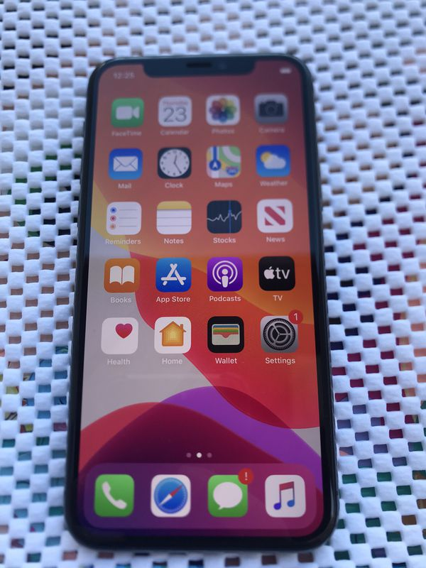 iPhone 11 Pro 64GB Space Gray Ready for T-Mobile MetroPCS Plus Apple Warranty