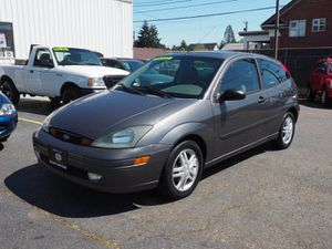 2003 Ford Focus for Sale in Tacoma, WA