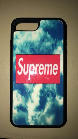 Supreme iPhone 6+/7+ case for Sale in Apex, NC