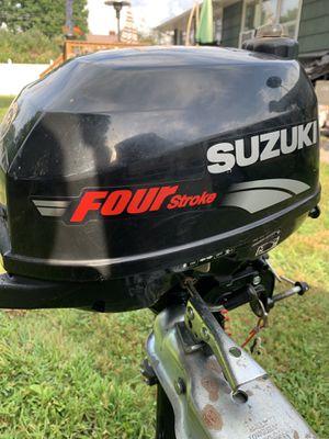 SUZUKI 2.5 Four Stroke for Sale in Glastonbury, CT