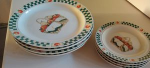 Stoneware Dinner plates and saucers for Sale in Kennewick, WA