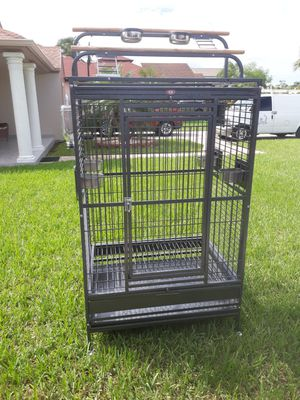 Bird cage,jaula ,parrot for Sale in Miami, FL