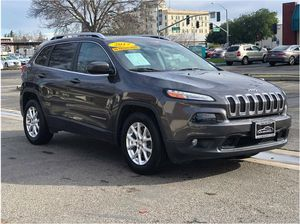 2017 Jeep Cherokee for Sale in Merced, CA