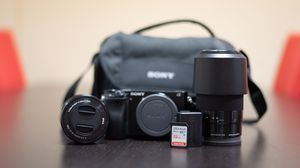 Sony a6000 for Sale in Houston, TX