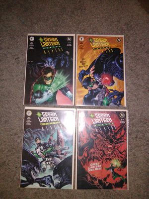 Dark horse and DC comics Green lantern vs Aliens set for Sale in Philadelphia, PA