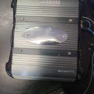 Blackmore Amplifier 800w for Sale in Los Alamitos, CA