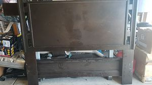 ***FULL SIDE HEAD BOARD N RAILS AND FOOTREST*** for Sale in Fresno, CA