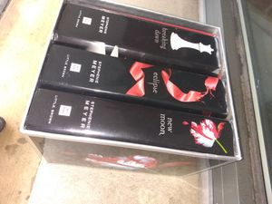 Twilight series hardcover for Sale in Normal, IL