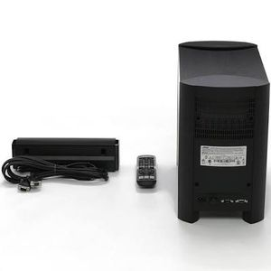 Bose CineMate 15 Home Theater Speaker System, Black with subwoofer for Sale in Naperville, IL